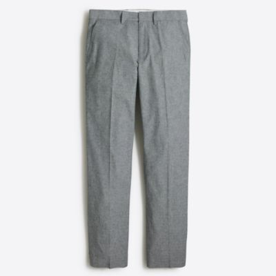Bedford dress pant in chambray
