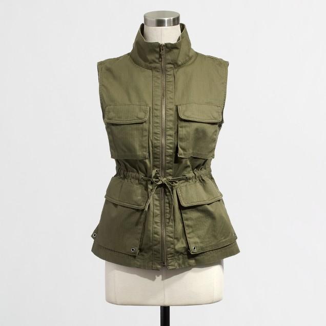 Factory utility vest