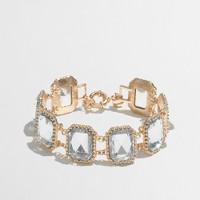 Factory crystal pillow bracelet