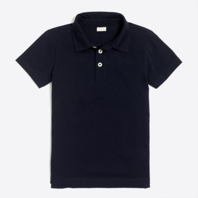 Boys' jersey polo shirt factoryboys knits & t-shirts c