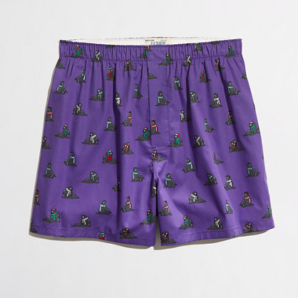 Factory walrus boxers
