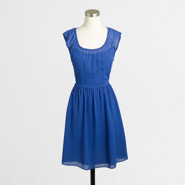 Confetti dot dress