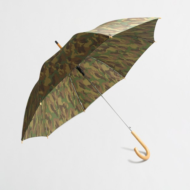 Factory camo umbrella