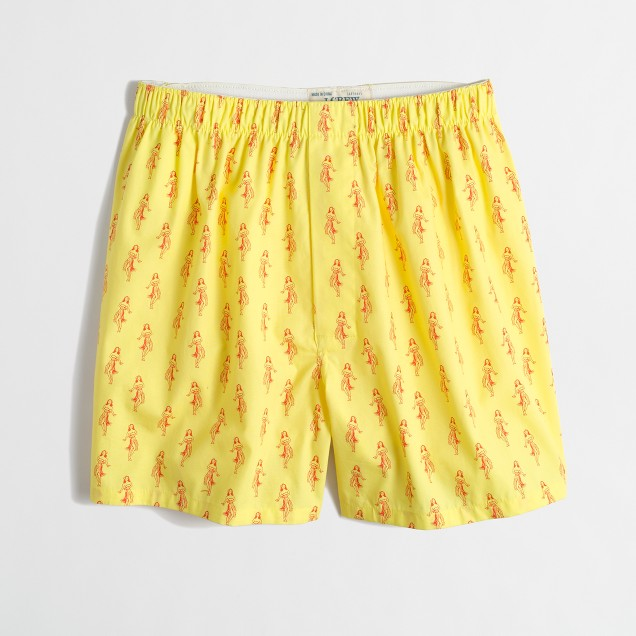 Factory hula boxers