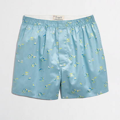Factory beach umbrella boxers