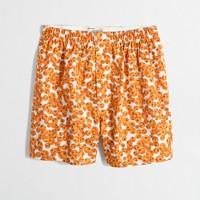 Factory orange boxers