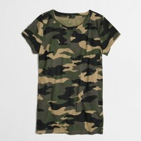 Factory camo collector tee