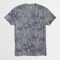Slim Hawaiian scenes t-SHIRT