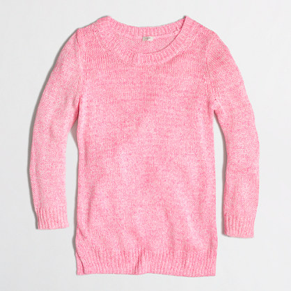 Factory flecked sweater