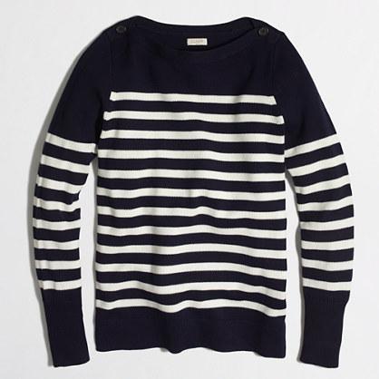 Sailor sweater in stripe