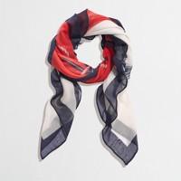 Factory anchor scarf