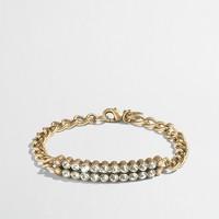 Factory parallel lines bracelet