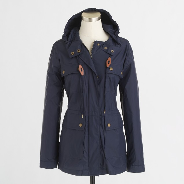 Factory rain jacket