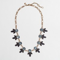 Factory multifaceted petal necklace