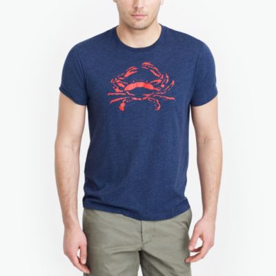 Crab T-shirt factorymen t-shirts & henleys c