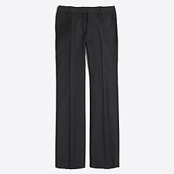 Factory suiting pant in lightweight wool
