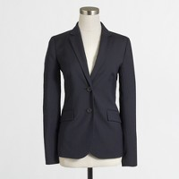 Suiting blazer in pinstripe wool