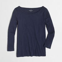 Three-quarter sleeve T-shirt