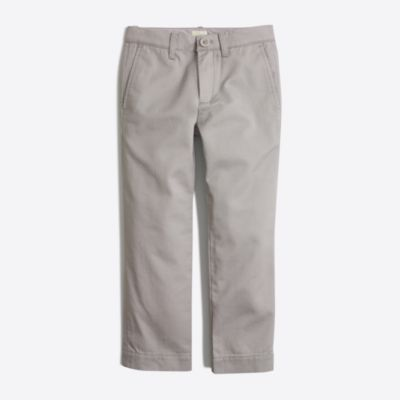 Boys' slim chino factoryboys pants & shorts c