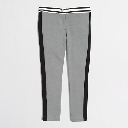 Factory girls' colorblock Gigi pant