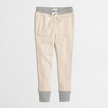 Factory girls' sweatpant