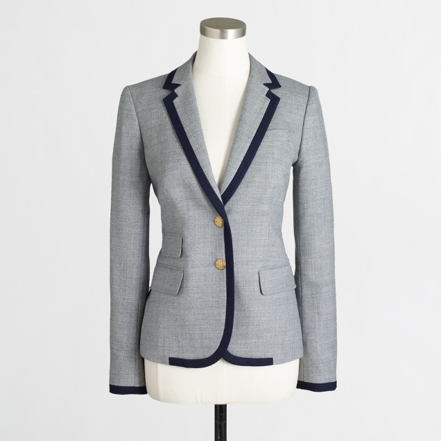 Factory tipped Keating boy blazer
