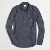 Factory chambray shirt