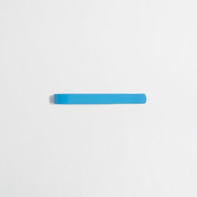 Colored tie bar