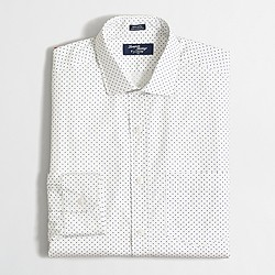 Thompson printed dress shirt
