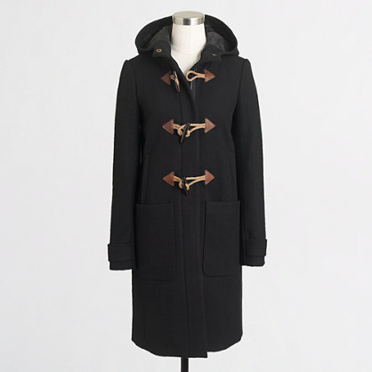 Factory toggle coat