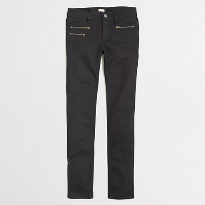 Factory skinny jean in black