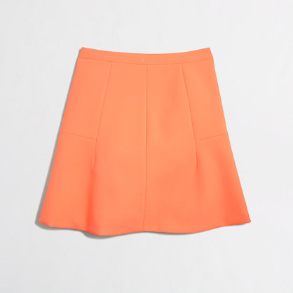 Factory flared skirt