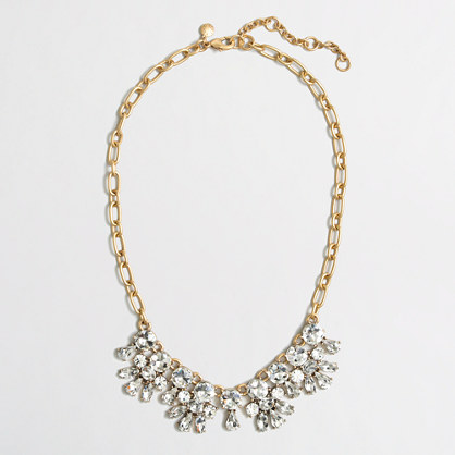 Factory multi-shapes necklace