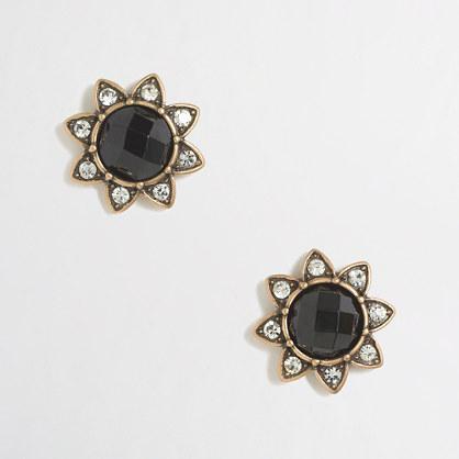 Factory starburst earrings