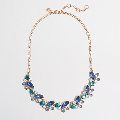 Factory flying jewel necklace