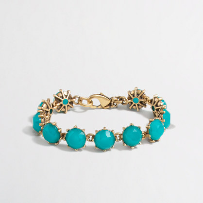 Factory simple stone bracelet