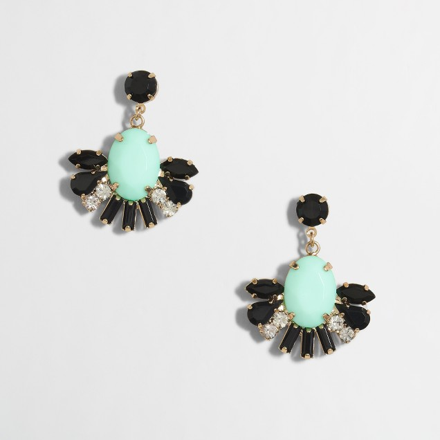 Factory dangling seaside earrings