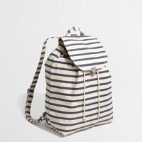 BAGGU® stripe backpack
