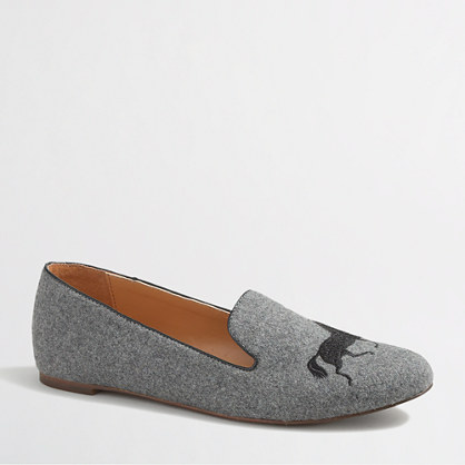 Factory Addie gallop loafers