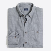 Rugged elbow-patch shirt