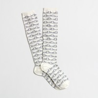 Factory GALLOP knee-high socks