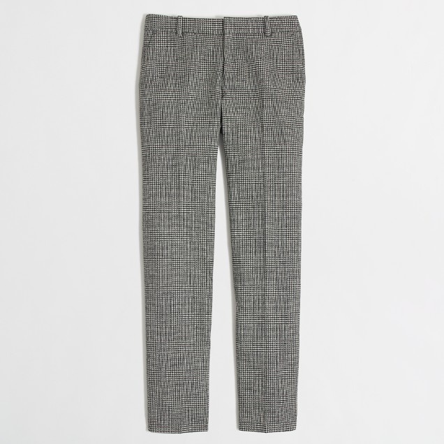 Factory women's Thompson tailored pant