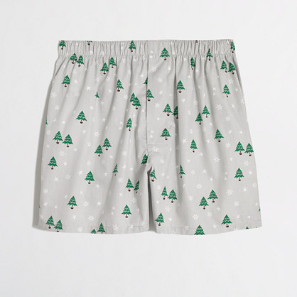 Factory trees and stars boxers