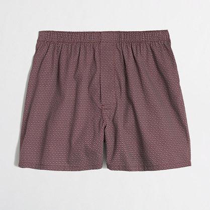 Square dot boxers