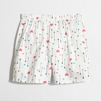 Factory hearts and arrows boxers