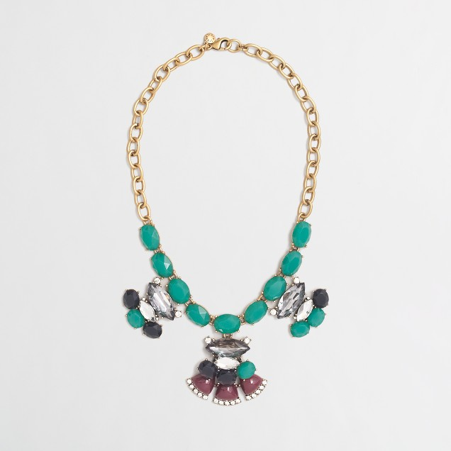 Factory clusters necklace