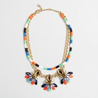 Factory double-layer necklace