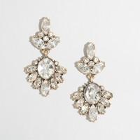 Factory dangling crystal pendant earrings