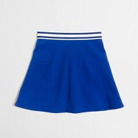 Factory girls' flared skirt