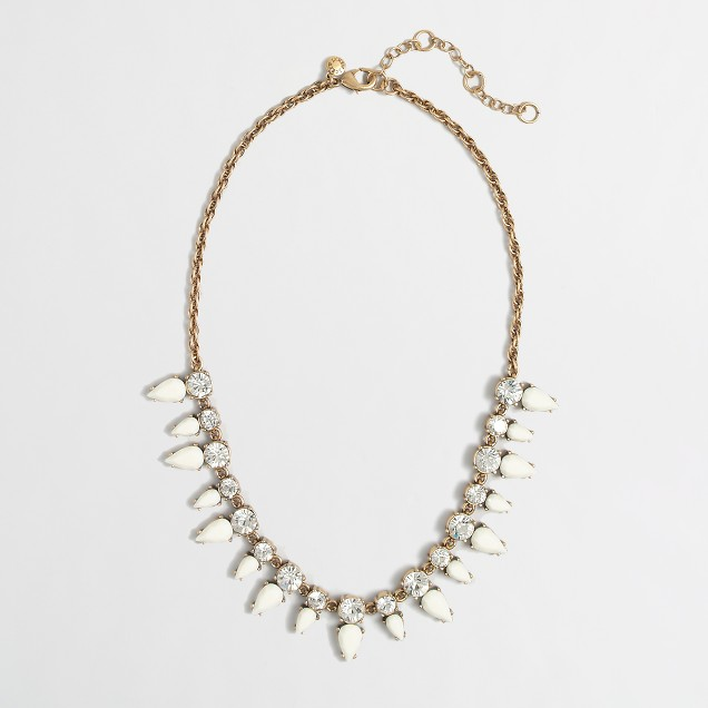 Factory droplets necklace